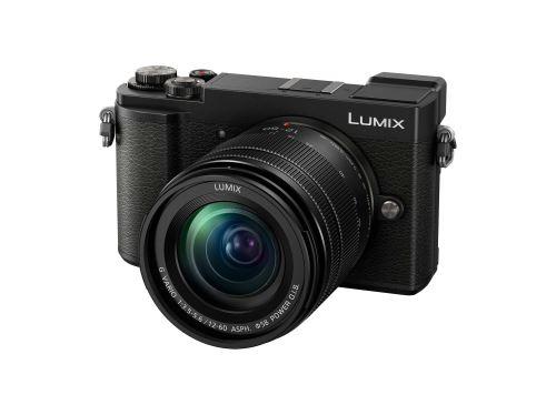 Appareil Photo Hybride Panasonic Lumix GX9 Noir + Objectif tropicalisé Lumix G Vario 12-60 mm f/3.5-5.6 Noir