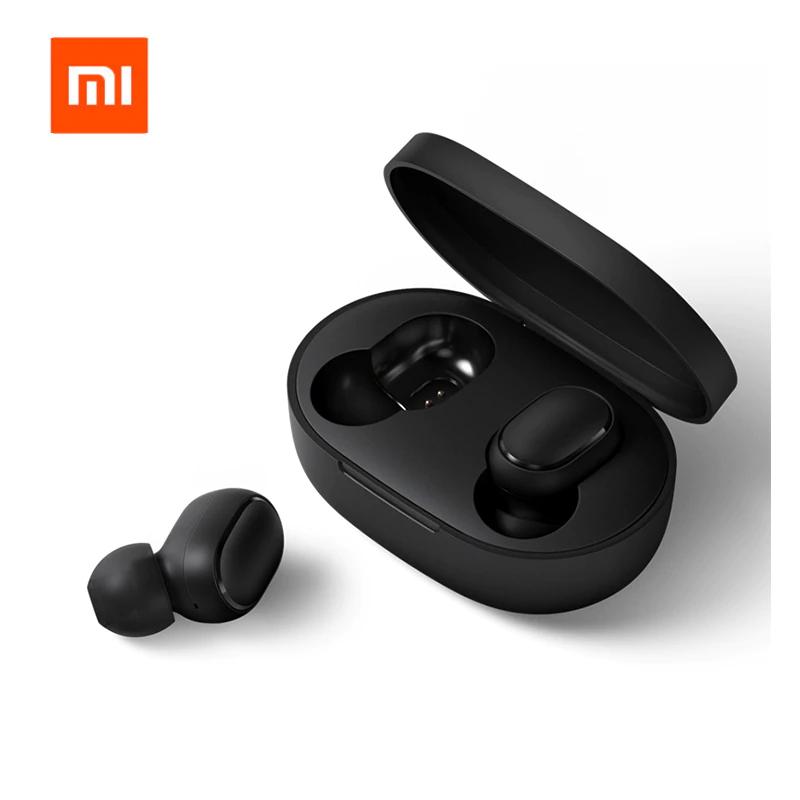 Écouteurs Sans-fil Xiaomi Redmi Airdots TWS - Bluetooth, Noir