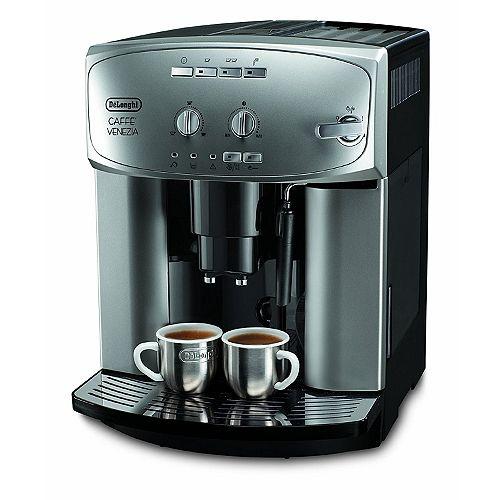 Machine à expresso automatique avec broyeur de grains De'Longhi ESAM 2200 Caffe Venezia - 1100 W