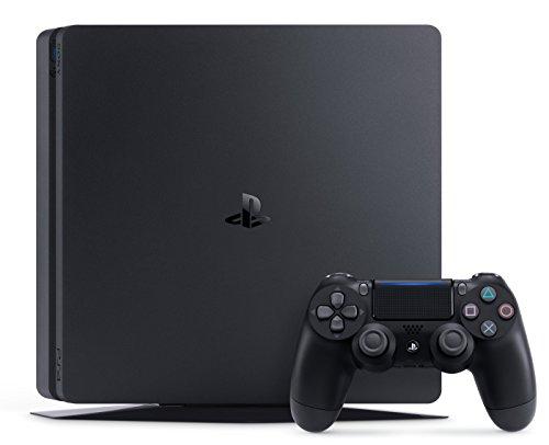 Console Sony PlayStation PS4 Slim - 500 Go, noir (vendeur tiers)