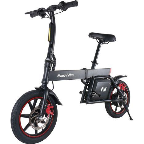 Scooter électrique pliable City Ride Moovway
