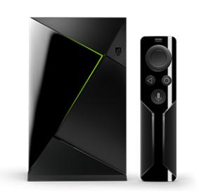 Box multimédia Nvidia Shield TV