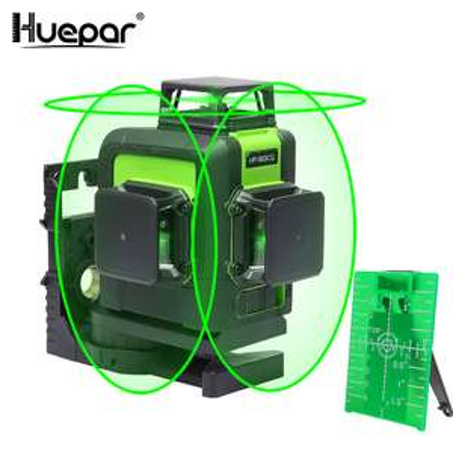 Niveau Laser Vert Huepar 903CG