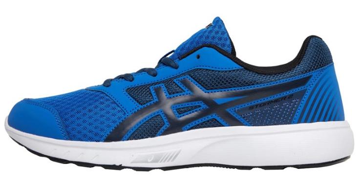 Chaussures de running Homme Asics Stormer 2 Neutrales - Bleues Cobalt & Tailles 40.5, 42 et 43.5