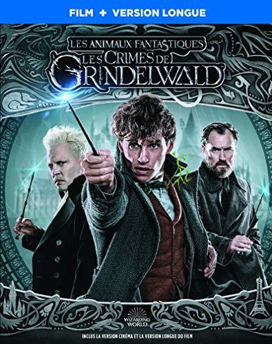 Blu-Ray Les Animaux fantastiques : Les Crimes de Grindelwald (Version longue)