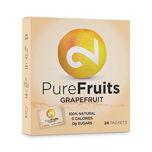 Lot de 24 sachets pour boisson Dual PureFruits Grapefruit - pamplemousse, 24x2 g (vendeur tiers)