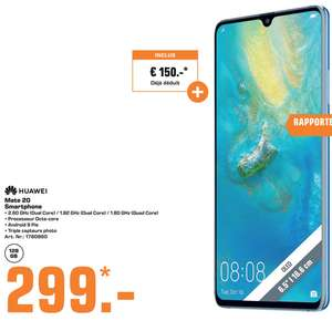 """Smartphone 6.53"""" Huawei Mate 20 - 128 Go (Frontaliers Luxembourg)"""