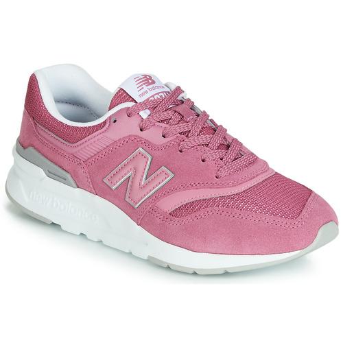 Baskets New Balance 997 pour Femme - Rose