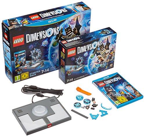 Pack de démarrage Lego Dimensions sur Wii U (vendeur tiers)