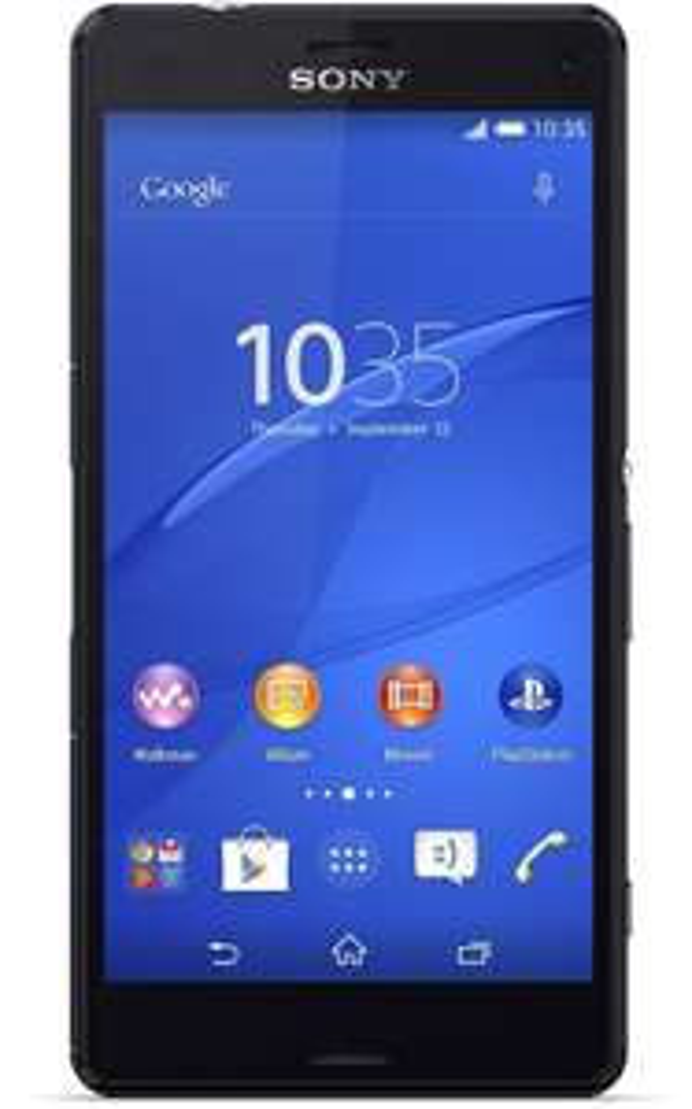 "Smartphone 4.6"" Sony Xperia Z3 Compact 16Go"