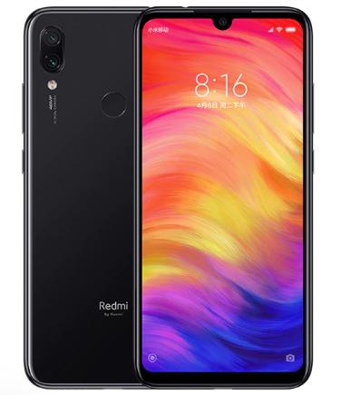 "Smartphone 6.3"" Xiaomi Redmi Note 7 - full HD+, SnapDragon 660, 4 Go de RAM, 64 Go, noir (136.23€ via SEMAINE10)"