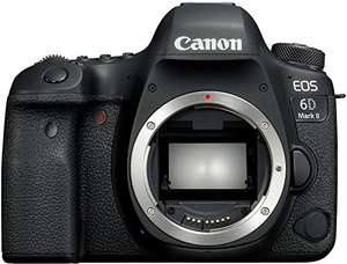 Appareil Photo Numérique Reflex Canon EOS 6D Mark II - Boîtier nu