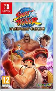 Street Fighter 30th Anniversary Collection sur Nintendo Switch