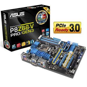 Carte mère Asus P8Z68-V PRO/GEN3
