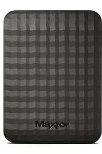 """Disque dur externe 2.5"""" Maxtor M3 Portable - 4 To, USB 3.0"""