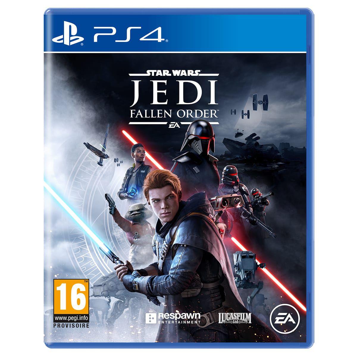 [Précommande] Star Wars Jedi Fallen Order sur PS4