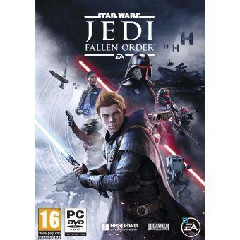 [Précommande] Star Wars Jedi Fallen Order sur PC + DLC + Mug Dark Vador (+15€ sur le Compte Adhérent)