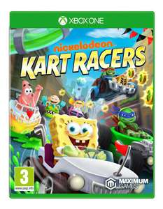 Nickelodeon Kart Racers sur Xbox One