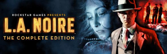 Jeu L.A Noire Complete Edition sur PC (Dématérialisé - Steam)
