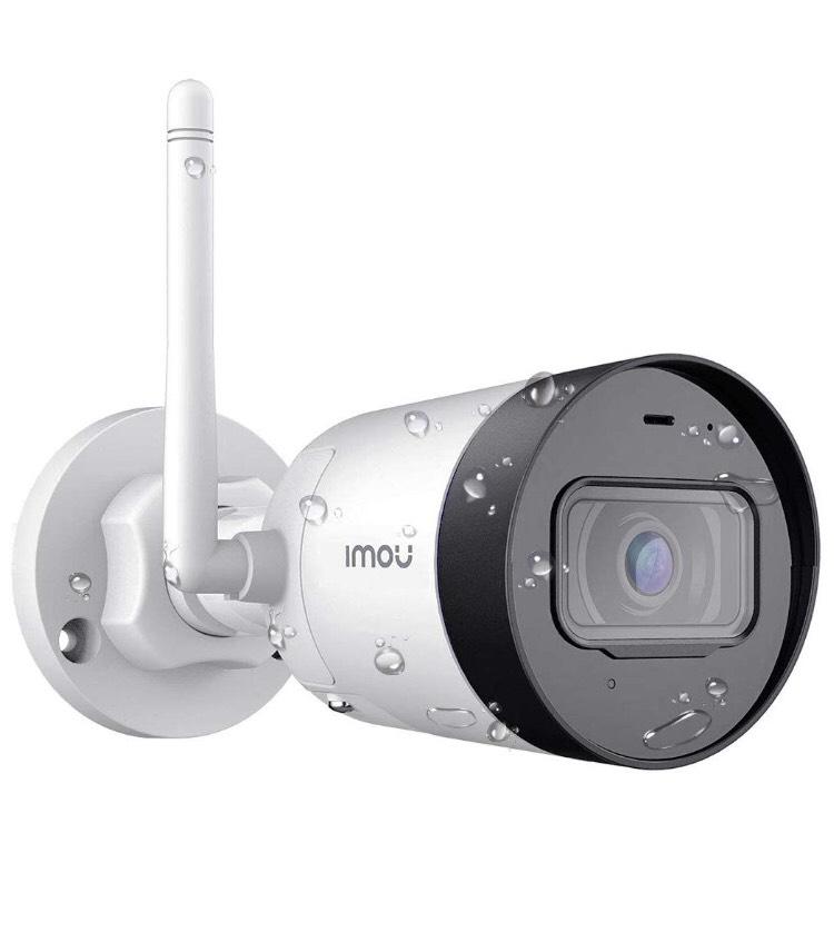 Caméra de sécurité extérieure Imou CU2 - Etanche IP67, 1080P (Vendeur tiers)