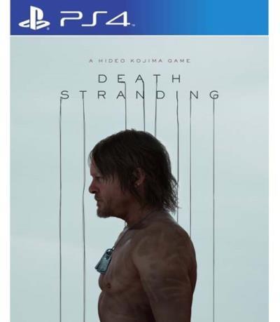 [Précommande] Death Stranding sur PS4 + porte-carte offert