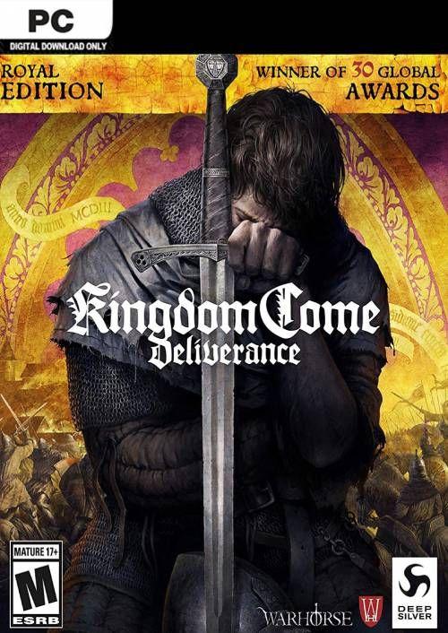 Kingdom Come: Deliverance Royal Edition sur PC (Dématérialisé - Steam)