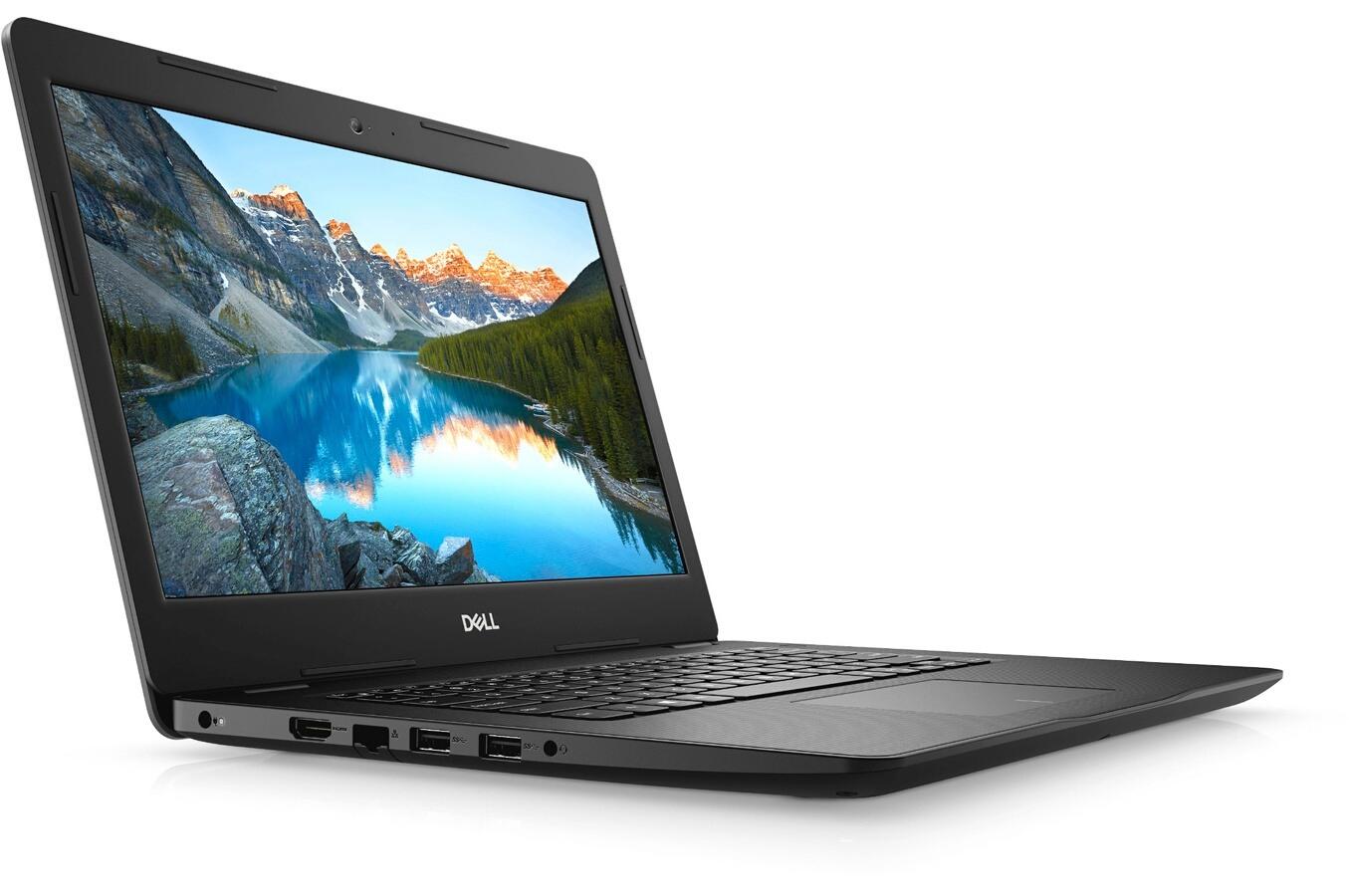 """PC Portable 14"""" Dell Inspiron 14 3481 8M2T2 - Full HD, i3-7020U, RAM 8Go, SSD 512Go, Windows 10"""