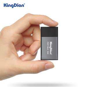 SSD Externe USB 3.0 KingDian P10 - 1 To