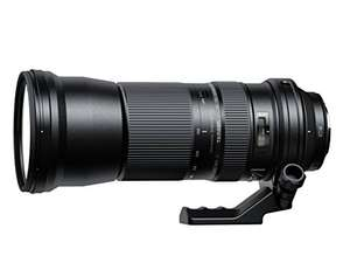 Objectif photo Tamron SP 150-600mm f5-6.3 Di VC USD - monture Canon et Nikon
