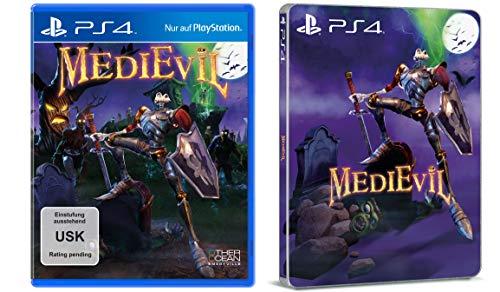 [Pré-commande] MediEvil sur PS4 (+ steelbook)
