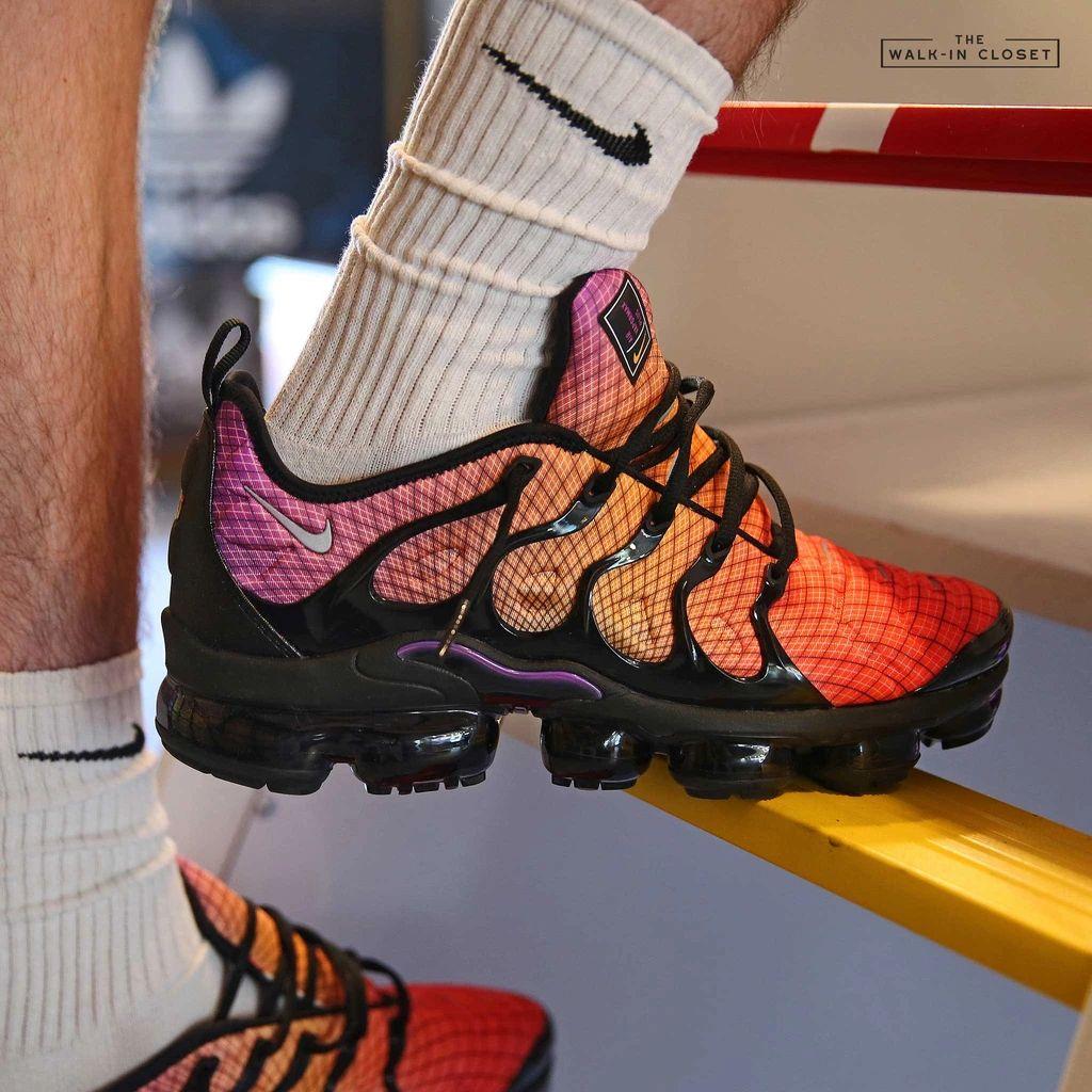 Baskets Nike Air Vapormax Plus (108.80€ avec le code BACK2WORK)