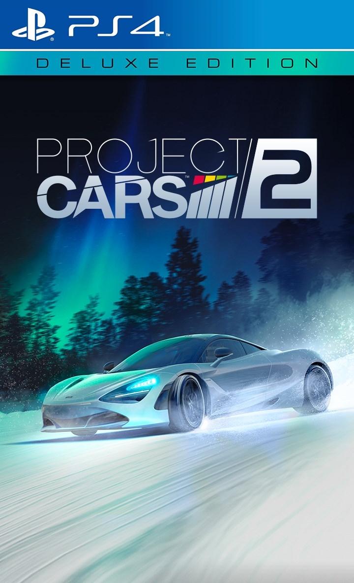 Project CARS 2 - Deluxe Edition sur PS4 (Dématérialisé)