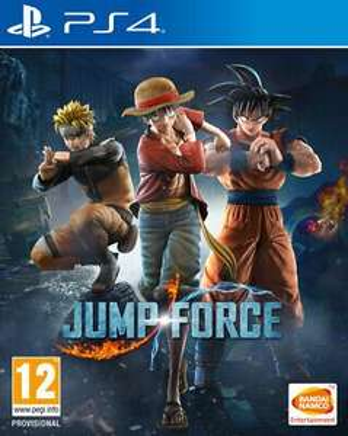 Jump Force sur PS4 ou Xbox One
