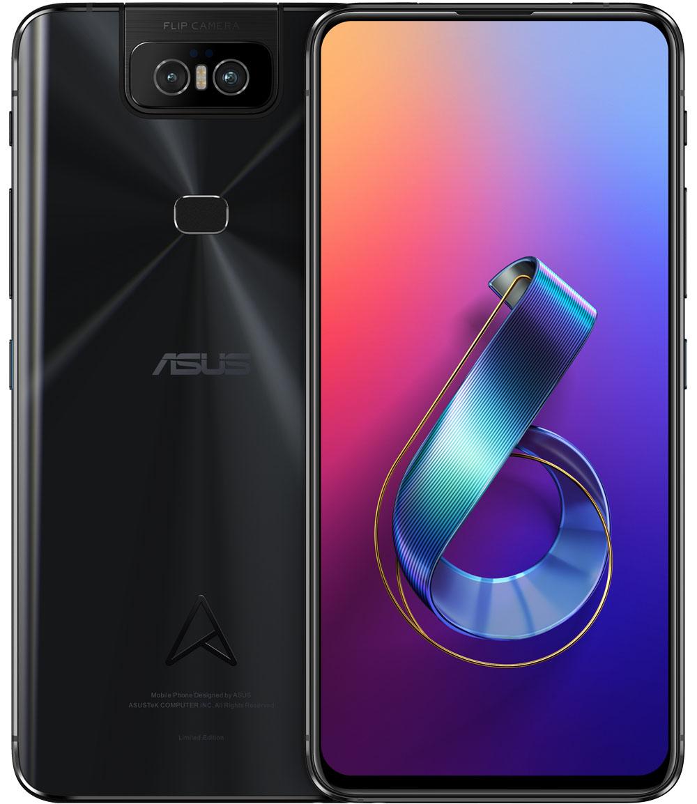 "Smartphone 6.4"" Asus Zenfone 6 Edition 30 (Full HD+, SnapDragon 855, 12 Go RAM, 512 Go ROM) + Écouteurs Sans Fil Asus Zen Ear offerts"