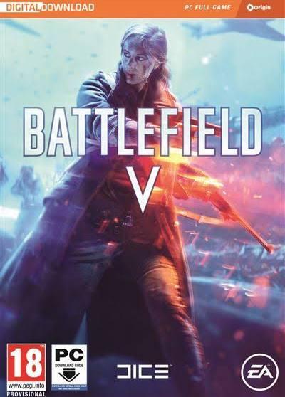 Battlefield V sur PC + lunettes Aviators offertes