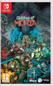[Pré-commande] Children of Morta sur Switch