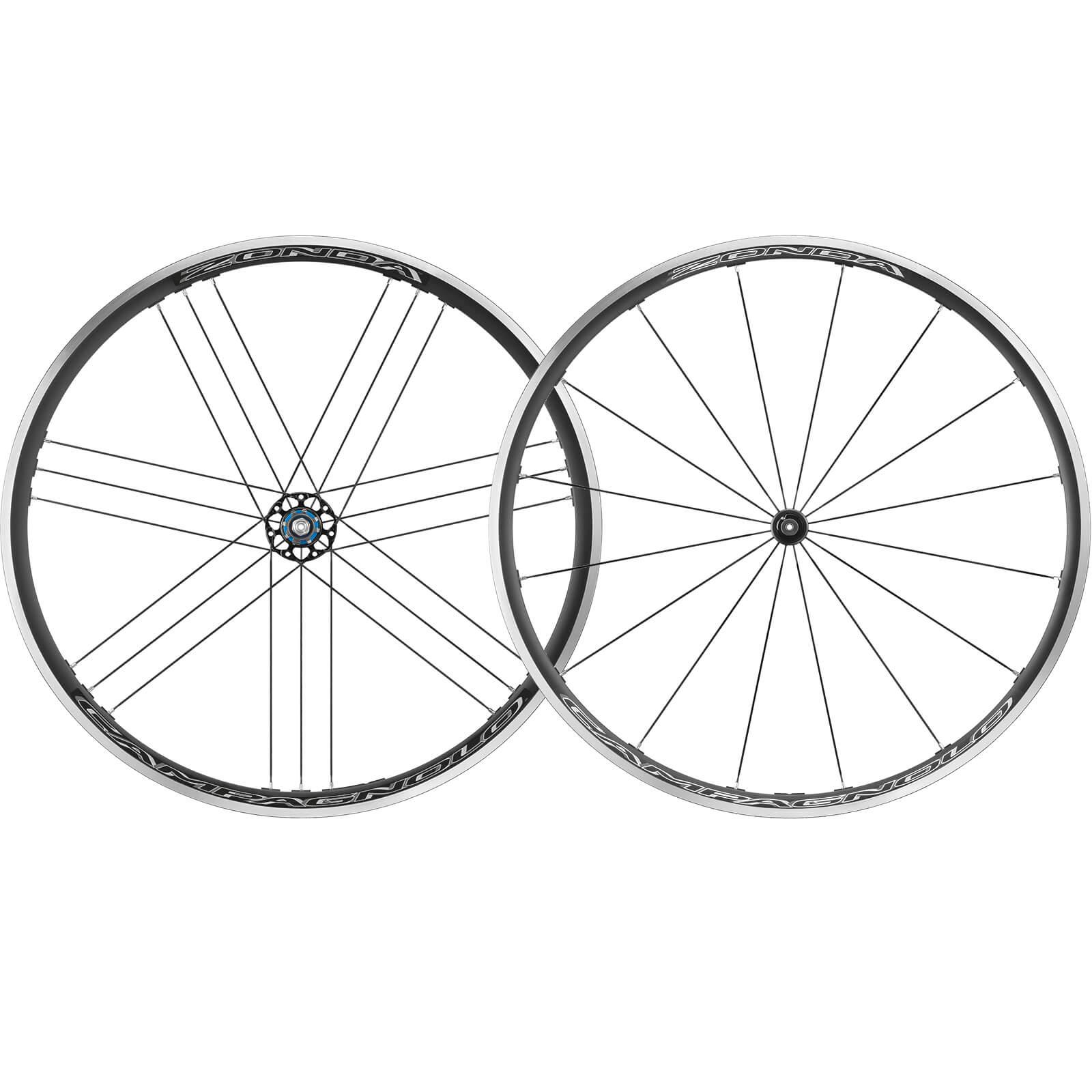 Lot de 2 jantes pour vélo de route Campagnolo Zonda C17 - corps Campagnolo à 305.74€ ou Shimano/SRAM à 321.74€ - ProBikeKit.co.uk