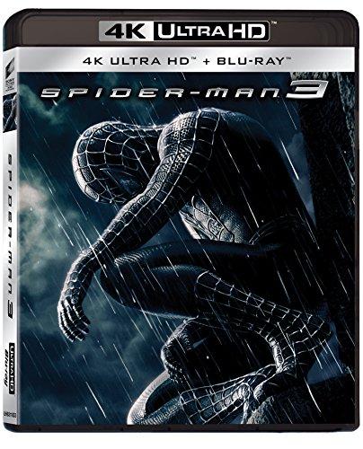 Blu-ray 4K UHD Spider-Man 3 (+ Blu-ray) - import Italie