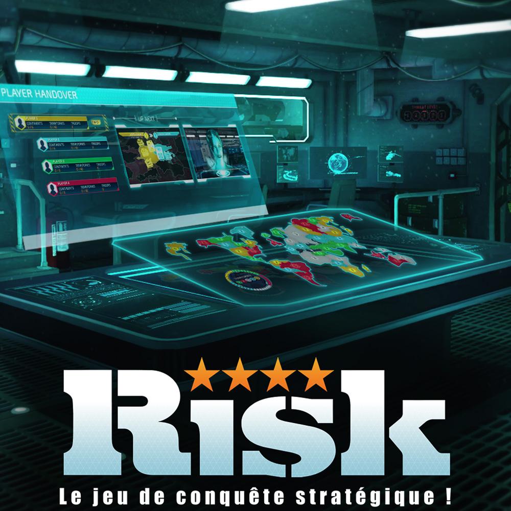 RISK The Game of Global Domination sur Nintendo Switch (Dématérialisé)