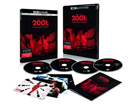 Coffret Blu-ray 4K 2001 : l'odyssée de l'espace