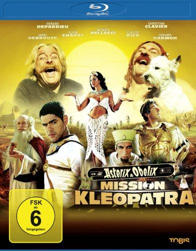 Blu-Ray Astérix et Obelix - Mission Cléopâtre (Import Allemand)