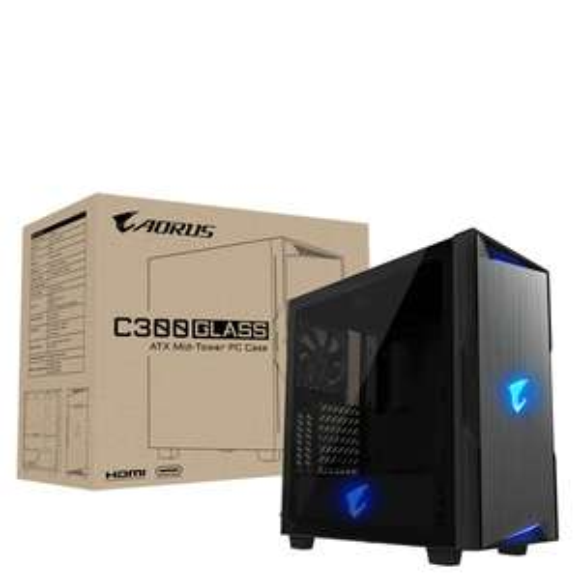 Boîtier PC Aorus C300 Glass - Atx