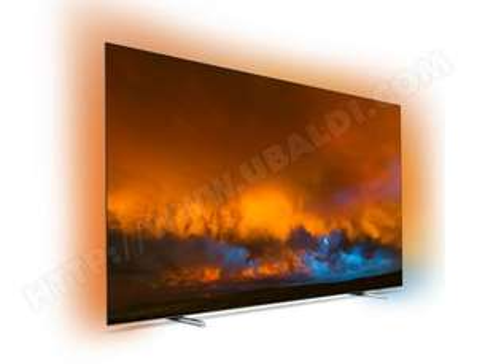 "TV OLED 65"" Philips 65OLED804 (2019) - 4K UHD, Smart TV, Ambilight 3 côtés, Dolby Vision / Atmos (Via ODR  de 300€)"