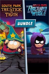 Bundle Pack South Park: Le Bâton de la Vérité + L'Annale du Destin sur Xbox One (Dématérialisé)