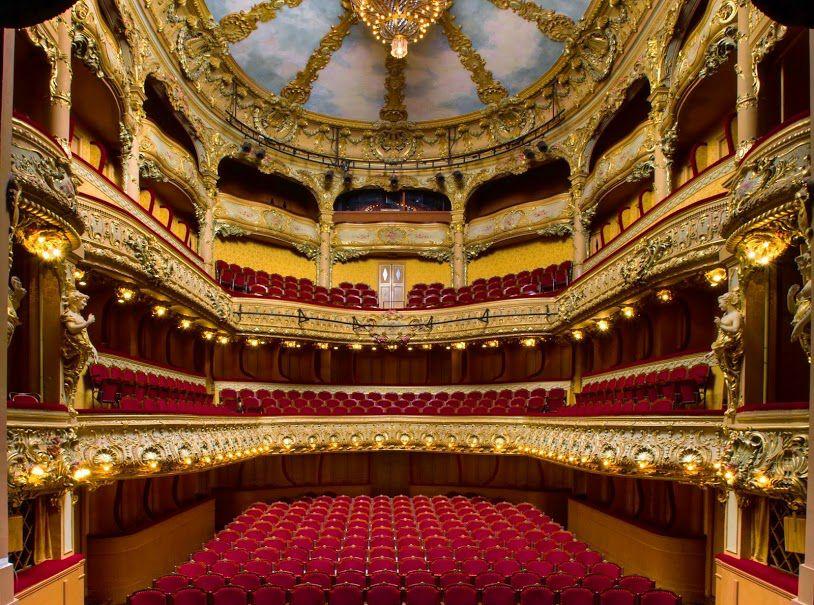 Visite Guidée Gratuite de l'Athénée Théâtre Louis-Jouvet - Paris (75009)