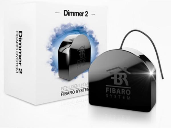Variateur de lumière Fibaro Dimmer FGD-212 (home4u-shop.de)