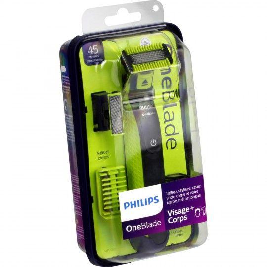 Rasoir électrique Philips One blade