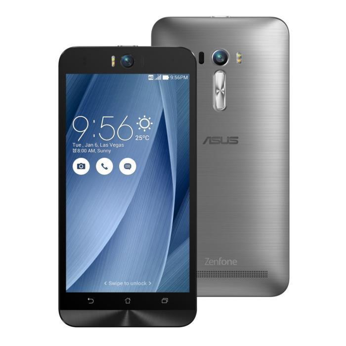 Smartphone 5.5'' Asus ZenFone 2 Selfie - 32 Go, 3 Go RAM, Double SIM