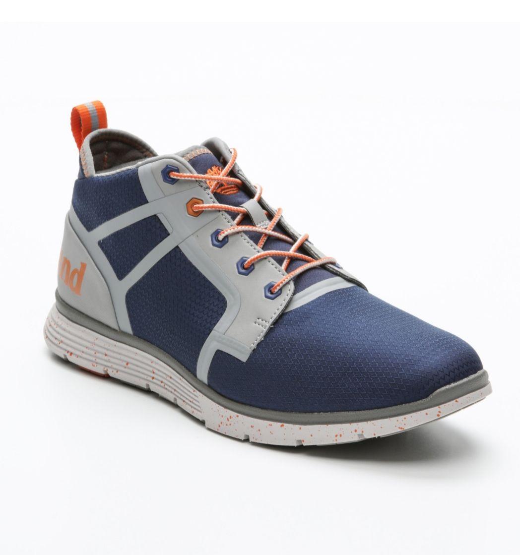 Sneakers Montantes Timberland Killington SensorFlex - Bleu foncé et taupe, Tailles 43.5 au 45