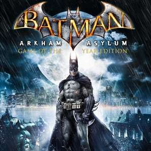 [VIP] Batman: Arkham Asylum Game of the Year sur PC (Dématérialisés - Steam)